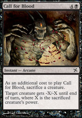 Call for Blood - Foil