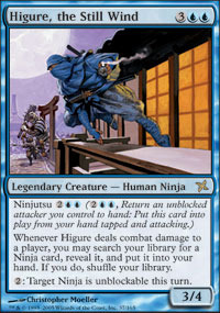 Higure, the Still Wind - Foil
