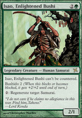 Isao, Enlightened Bushi - Foil