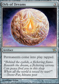 Orb of Dreams - Foil