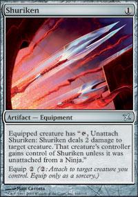 Shuriken - Foil