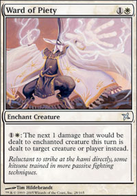 Ward of Piety - Foil