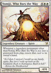 Yomiji, Who Bars the Way - Foil