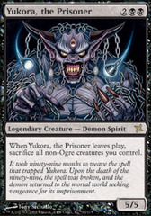 Yukora, the Prisoner - Foil
