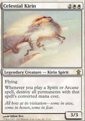 Celestial Kirin - Foil