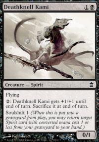 Deathknell Kami - Foil