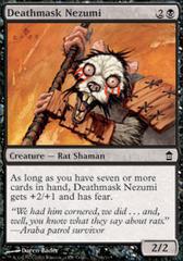 Deathmask Nezumi - Foil