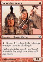 Godo's Irregulars - Foil