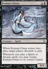 Kemuri-Onna - Foil