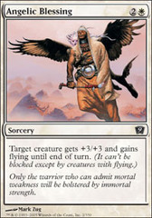 Angelic Blessing - Foil
