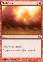 Flashfires - Foil