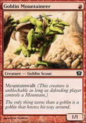 Goblin Mountaineer - Foil