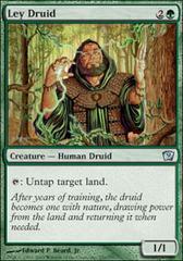 Ley Druid - Foil