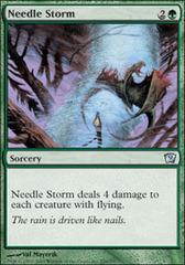 Needle Storm - Foil