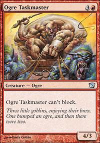 Ogre Taskmaster - Foil