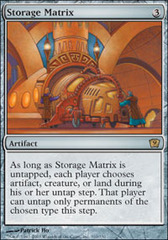 Storage Matrix - Foil