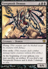 Yawgmoth Demon - Foil