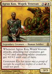 Agrus Kos, Wojek Veteran - Foil