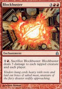 Blockbuster - Foil