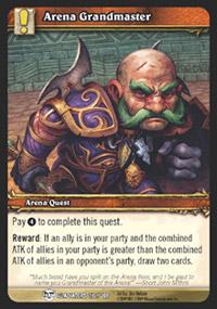 Arena Grandmaster