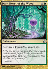 Dark Heart of the Wood - Foil