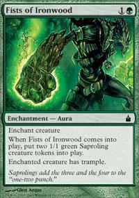 Fists of Ironwood - Foil