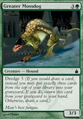 Greater Mossdog - Foil