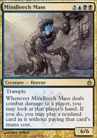 Mindleech Mass - Foil