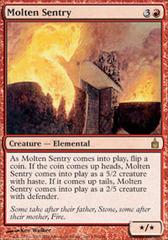 Molten Sentry - Foil