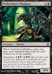 Netherborn Phalanx - Foil