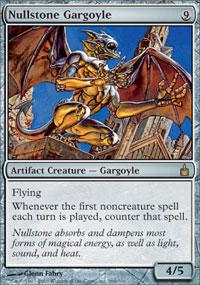 Nullstone Gargoyle - Foil