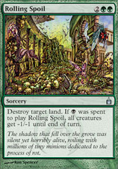 Rolling Spoil - Foil