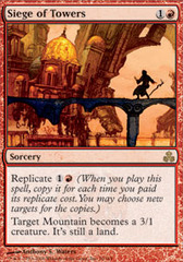 Siege of Towers - Foil on Channel Fireball