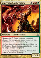 Skarrgan Skybreaker - Foil on Channel Fireball