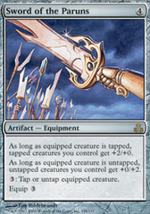 Sword of the Paruns - Foil