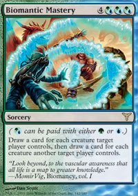 Biomantic Mastery - Foil