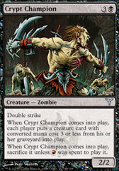 Crypt Champion - Foil