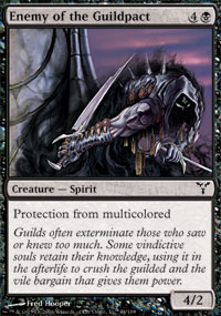Enemy of the Guildpact - Foil