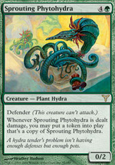 Sprouting Phytohydra - Foil