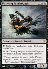 Unliving Psychopath - Foil