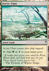 Arctic Flats - Foil on Channel Fireball