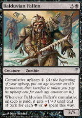 Balduvian Fallen - Foil
