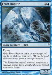 Frost Raptor - Foil
