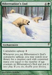 Hibernation's End - Foil