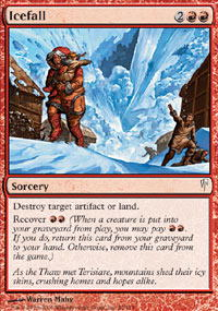 Icefall - Foil