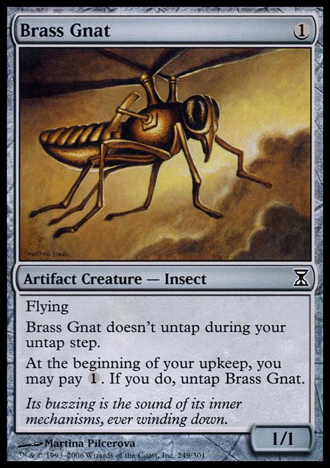 Brass Gnat - Foil