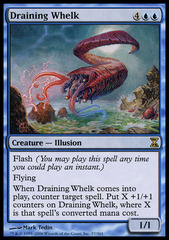 Draining Whelk - Foil