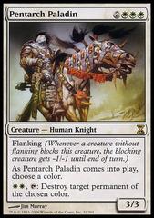 Pentarch Paladin - Foil