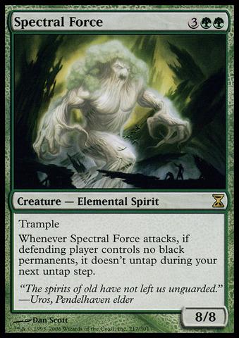 Spectral Force - Foil