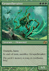 Groundbreaker - Foil